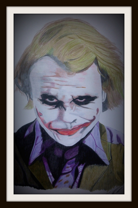 Heath Ledger by Inervisions